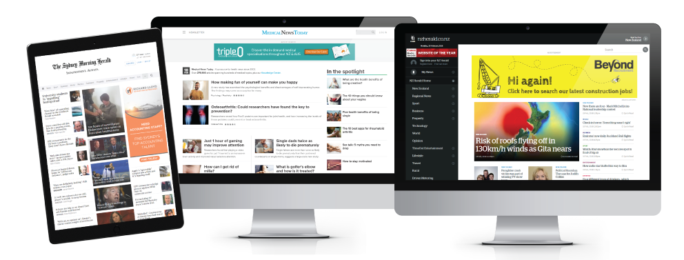 Digital Advertising Design for Recruitment Agencies