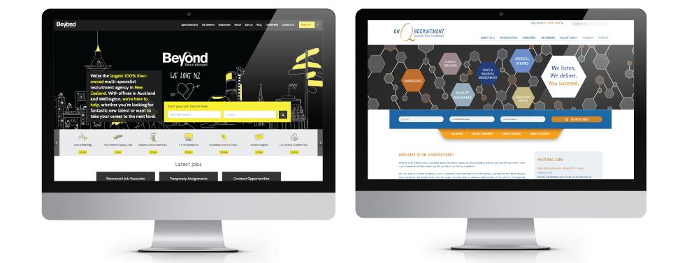 Brand Identity & Design - Website