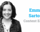 Welcome to Our New Content Editor: Emma Sartori